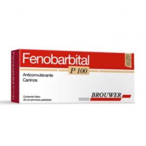 fenobarbital p100