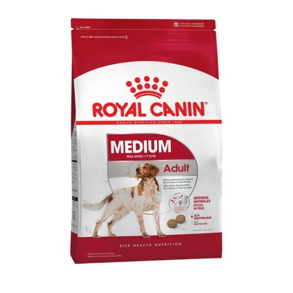 ROYAL CANIN MEDIUM ADULTO