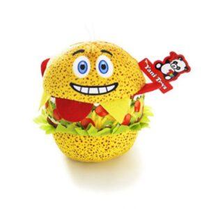 hamburguesa peluche